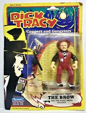 Playmates Dick Tracy The Brow Coppers And Gangsters Figurine