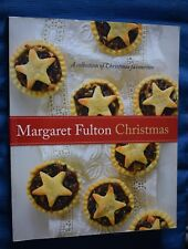 MARGARET FULTON CHRISTMAS A Collection of Christmas Favourites LIKE NEW