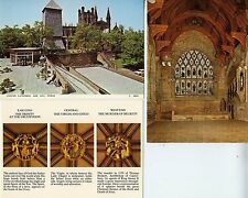 4 Uncirculated Postcards Chester Cathedral