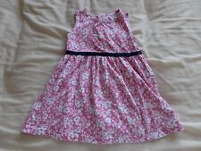 Young Dimension Girls Pink Floral Dress Size 18-24 Months