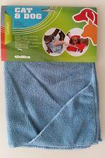 Mikrofaser Handtuch Trockentuch Mikrofasertuch für Hunde und Katzen 40 x 60 cm