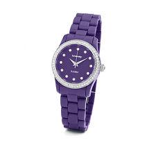 Orologio donna BROSWAY T-COLOR  MINI  VIOLA WTC34 - prezzo listino € 49,00
