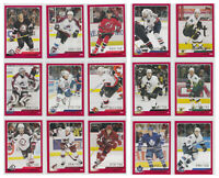 2003-04 Topps Traded Red /100 - Choose From List - NHL Hockey RARE