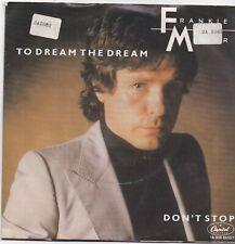 Frankie Miller-To Dream The Dream vinyl single