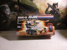 GI Joe Kre-O SDCC 2015 lot TRIPLE T vehicle set NO Kreon Mini figures Slaughter