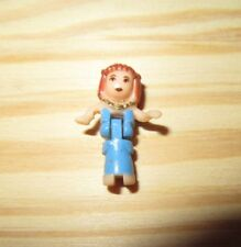 Figure Vintage POLLY POCKET Bluebird 1995 Tawny CLUBHOUSE