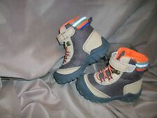 OLD NAVY BEAR HUG SIZE 5 (6-12 MONTHS) TODDLER BOOTS SHOES BOYS GIRLS