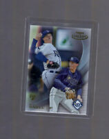 BLAKE SNELL #80 2016 Topps Gold Label CLASS 2 RC Tampa Bay RAYS Rookie Card