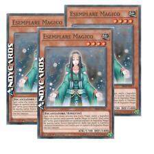 3x ESEMPLARE MAGICO (Magical Exemplar) • Comune • SR08 IT011 • Yugioh! ANDYCARDS