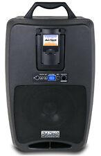 DJ TECH iVISA80 Light Sistema audio portatile da 80 watt con lettore USB.