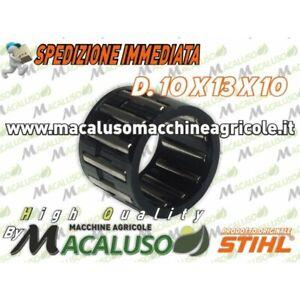 Gabbia rulli campana frizione motosega Stihl 019T 023 025 MS170 MS180 10 x 13 x