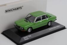 BMW 520 E12 Green 1972 1:43 Minichamps Maxichamps