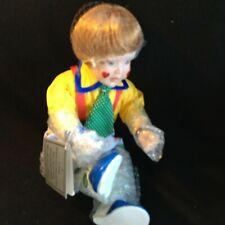 Danbury Mint Clown Kenny Clowning Around FayZah Spanos Collection A3749 New Coa