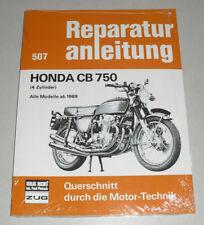 Reparaturanleitung Honda CB 750 K0 / K1 / K2, Baujahre 1969 - 1975