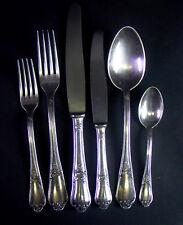 reichhaltiges Silber Besteck - NAGOLD 100 - 32 Teile