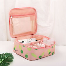 Women Ladies Travel Cosmetic Bag Make Up Case Box Pouch Toiletry Storage Holder