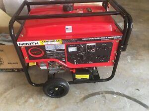 **Brand NEW** Generator North American Tools NAG7200