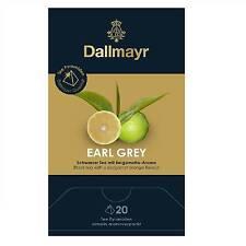 Dallmayr Earl Grey Bio Schwarzer Tee 20 Pyramiden x 2,20g