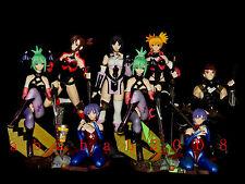 Yujin Crimson Tears figure Capcom gashapon (full set of 8 figures with secret)