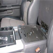 Console Vault Floor Console Gun Safe for 09-16 Ram w/ 4-Digit Keyless Combo
