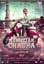MUKHTIAR CHADHA - EROS PUNJAB I/ BOLLYWOOD DVD - Diljit Dosanjh, Oshin Brar.