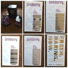Jamberry Heater And Wraps