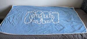 "FCUK Bath Beach Towel. 61"" x 36"" Classic Retro Vintage"