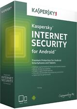 💥 KASPERSKY INTERNET SECURITY for Android  2018 1 year  1 device