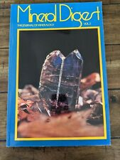 Mineral Digest Vol 2 the Journal of Mineralogy Summer 1972 Free Shipping!