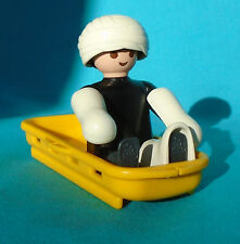 PlayMobil Emergency Rescue Injured Man, Cast, Bandages, Stretcher 30 09 9940