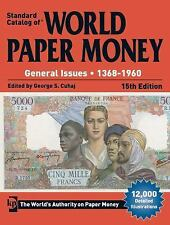 Standard Catalog of World Paper Money, General Issues 1368-1960 *NEW & FREE SHIP