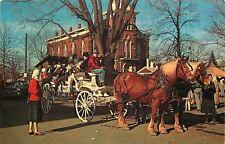 Chardon Ohio~Geauga County Maple Syrup Festival~Courthouse c1964