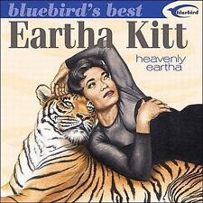 Eartha Kitt Heavenly Eartha CD Bluebird's Best