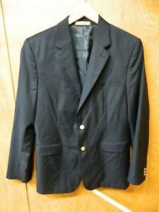Class Club  Boy's Sportcoat Blazer Jacket 18r Navy Blue Wool Bld  NWOT  S#35