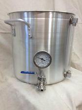 25 Gallon Mash Tun Brew Kettle New KEGGLE ALTERNATIVE