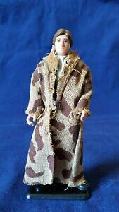STAR WARS vintage -  Lili Ledy - HAN SOLO -  endor  genuine coat + stand + cases