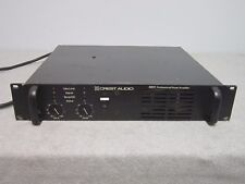 Crest Audio 4801, Pro Series Professional Stereo Power Amplifier
