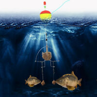Multi-function Double Hook Automatic Fishing Launcher With Automatic Fish Gear