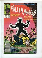 Fallen Angels Limited Series #1-8 Complete - New Mutants (7.0-8.0)