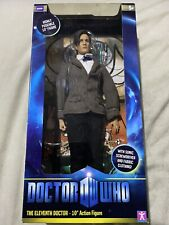 "Doctor Who 11th Eleventh Dr 10"" inch Figure Doll RARE Boxed NEW BNIB Collectors"
