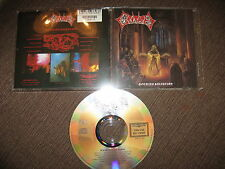 EPITAPH Seeming Salvation CD Org Official Thrash Rec Pr 1992 Sororicide Gorement