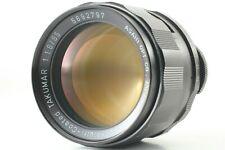 [Exc+4] Pentax SMC Super Multi Coated Takumar 85mm f1.8 M42 Lens from Japan #432