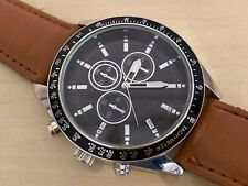 Tachymeter Japan Wristwatch Watch Jewelry Battery Operated Metal Bazel 1807
