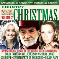 Country Christmas, Volume 2 NEW CD