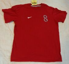 NIKE DRI FIT AUTHENTIC USA SOCCER,# 8 CLINT DEMPSEY,MD BOYS,YMD,S/S JERSEY,EXCEL