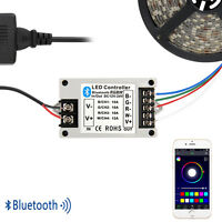 IOS Wireless Bluetooth Controller IOS Remote for 12V 5050 RGBW LED Strip Light