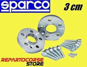 Spacers Sparco 30 MM Chevrolet Cruze (Diesel) - Captiva - Trans Sport