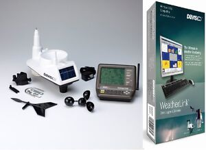 Davis Instruments 6250 Vantage Vue Weather Station & WeatherLink 6510USB