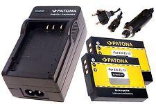 Akku für Nikon Coolpix S8000 S-8000 Batterie
