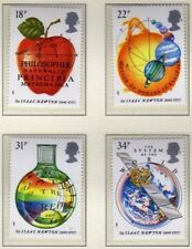 GB 1987 Sir Issac Newton SG 1351-1354 MNH Mint